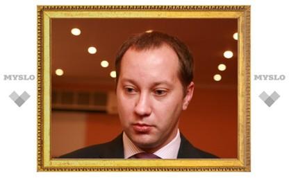 В отношении Александра Ядыкина возбуждено дело?