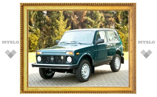 """""""АвтоВАЗ"""" придумал для Lada 4x4 десять улучшений"""