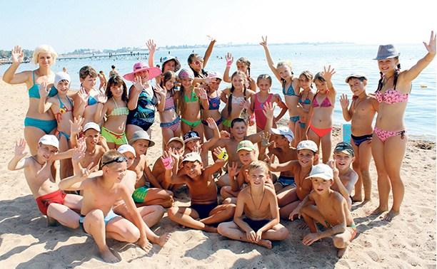 Юные туляки в Крыму: «Спасибо за яркое лето!»