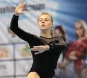 Тульская гимнастка привезла три медали с Всероссийского турнира