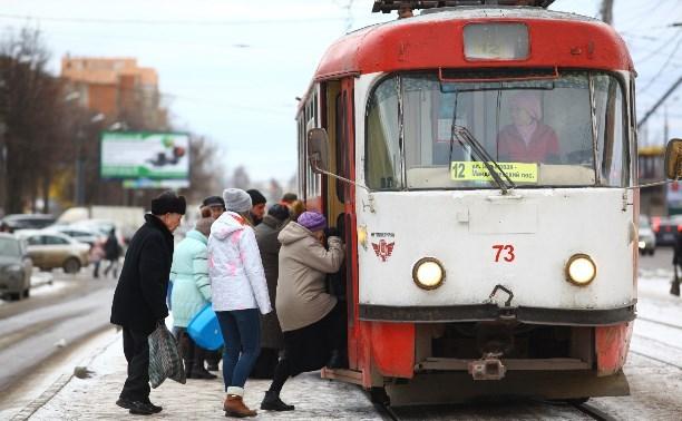 В Рождественскую ночь в Туле будет ходить общественный транспорт