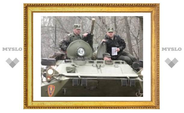 Тульские чекисты обезвредили террористов