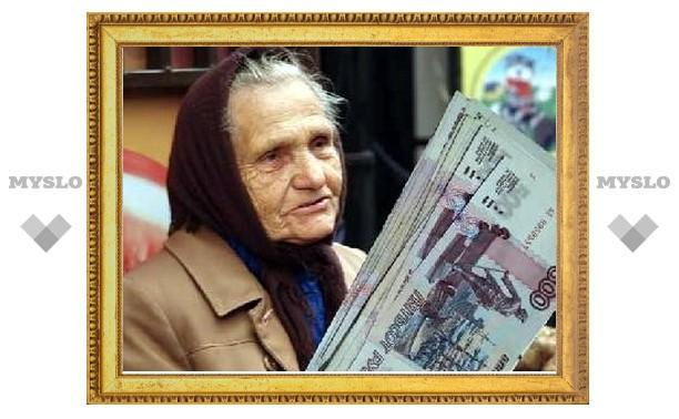 Богородицкие «соцработники» обкрадывали пенсионеров