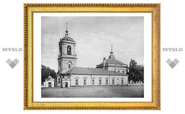 В Москве восстановят Преображенский собор