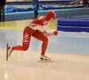 Тульские конькобежцы завоевали медали на Всероссийских стартах