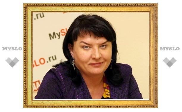 Алиса Толкачева претендует на кресло сити-менеджера Тулы