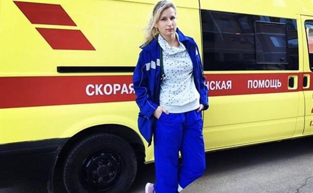 Конкурс Myslo «Красота против пандемии»: Екатерина Шестопалова – врач детской реанимации скорой помощи