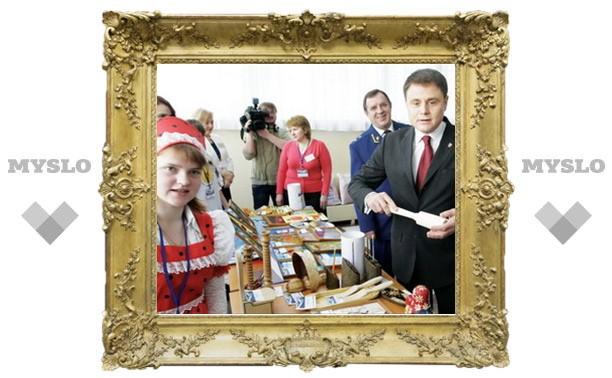 Владимир Груздев, губернатор Тульской области: Я верю – у нас всё получится!