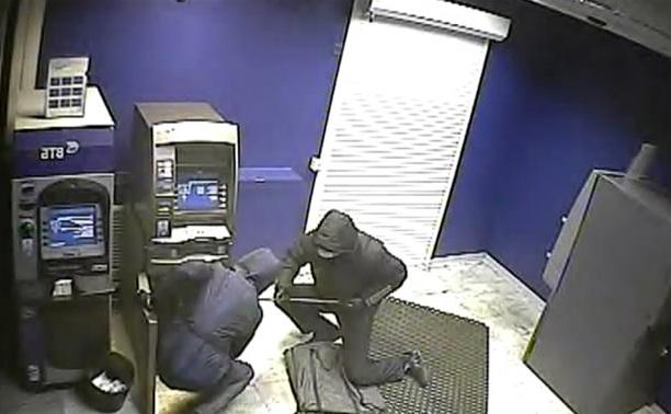 Под Тулой украли банкомат и платежный терминал