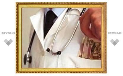 Врачи в Тульской области незаконно продавали лекарства