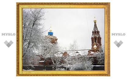 Молдаванин разбил кирпичом иконостас в московском храме