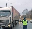 На 11 въездах в Тулу на месяц ограничат въезд для грузовиков