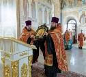 Тульской области передали в дар икону Дмитрия Донского