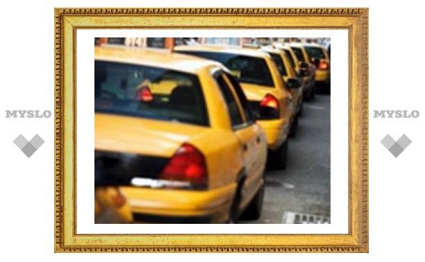 Таксисты Ниццы объявили забастовку