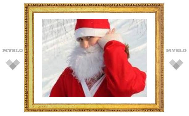 Дед Мороз получил от туляков более 3000 писем