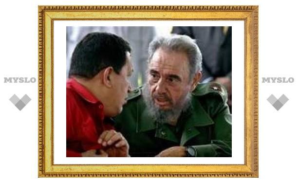 Кастро посоветовал Чавесу не терять времени даром