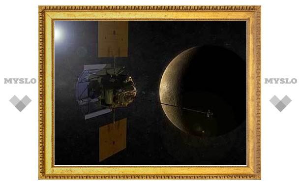 """Мессенджер"" вышел на орбиту Меркурия"