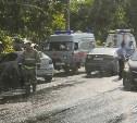 Видео момента ДТП на Щекинском шоссе в Туле обозначило виновника