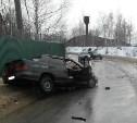 В аварии в Богородицке погиб мужчина