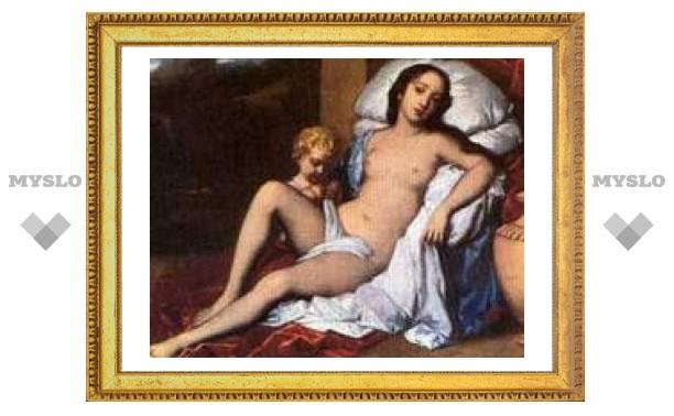 Обнаженную любовницу Карла II продадут на Christie's