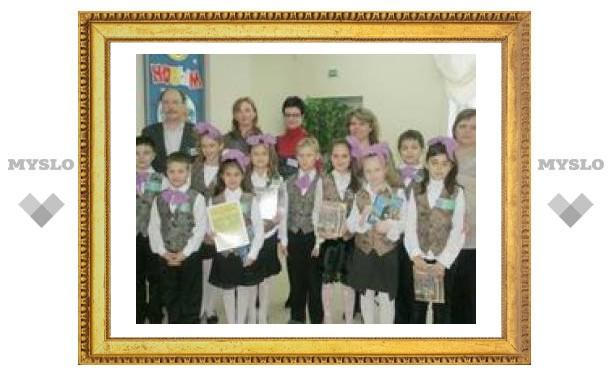 Тулячка Ксения - самый умный ребенок в России