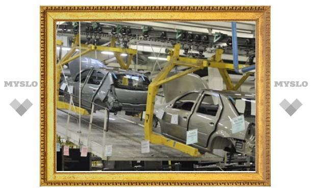 Московский завод Renault получит шасси из Тольятти