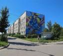 Самарские райтеры закончили два новых граффити в Туле