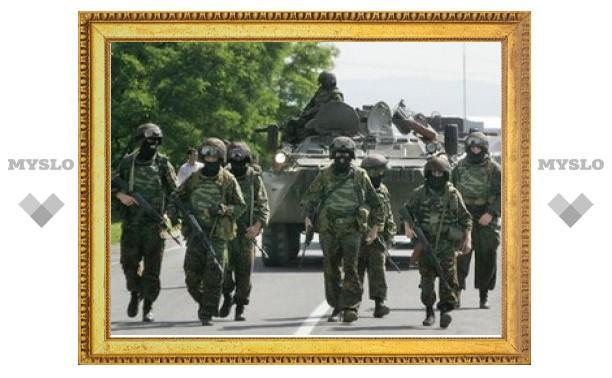 Тульские спецназовцы вернулись с Северного Кавказа без потерь