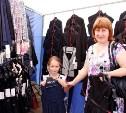 На территории «Ликёрки Лофт» заработала тульско-белорусская ярмарка школьной одежды