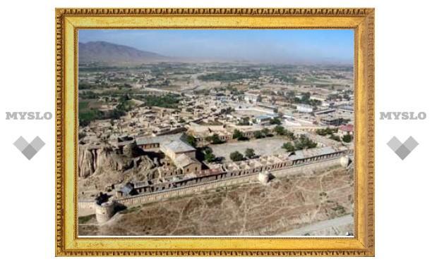 Талибы захватили здание в столице афганской провинции