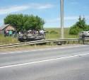 В ДТП под Тулой погибла жена экс-главы белгородского избиркома