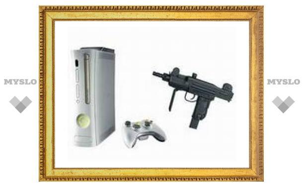 Полиция Мексики начала обмен пистолетов на игровые приставки