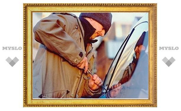 Преступника поймали при угоне «Оки»