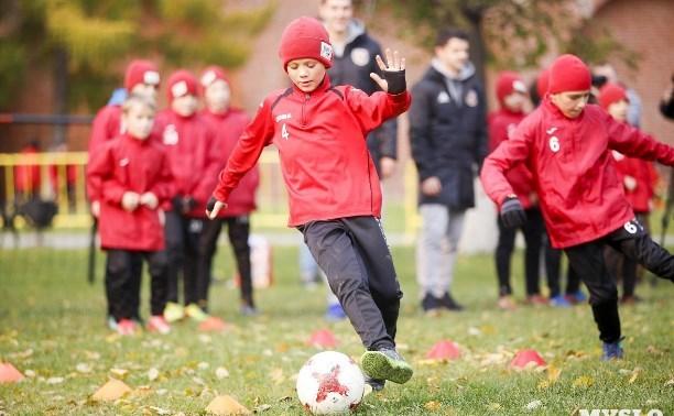 Тульский «Арсенал» будет сотрудничать с французской футбольной школой
