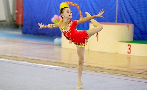 Юные тулячки выиграли путёвку на Первенство России по художественной гимнастике
