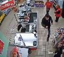 В Новомосковске вор убил охранника магазина