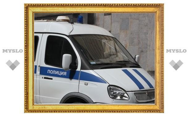 Житель Тульской области задержан за кражу яблок
