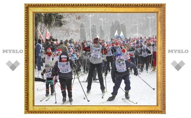 Туляки, выходите на лыжню!