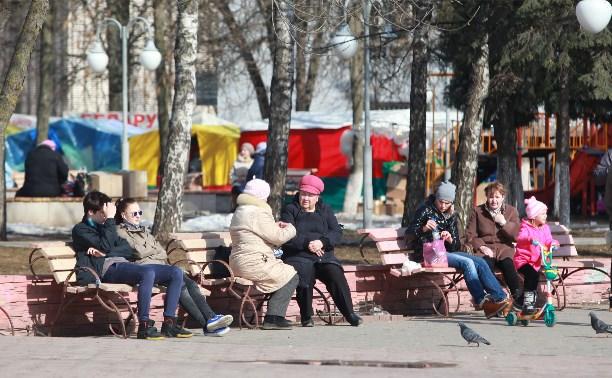 В Тульской области побит третий температурный рекорд за месяц