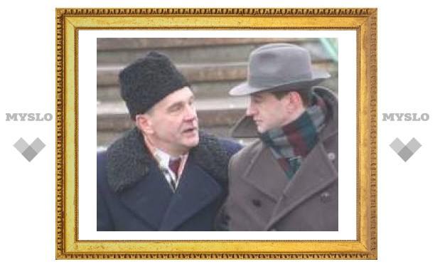 Под Тулой снимают кино с Хабенским и Маковецким