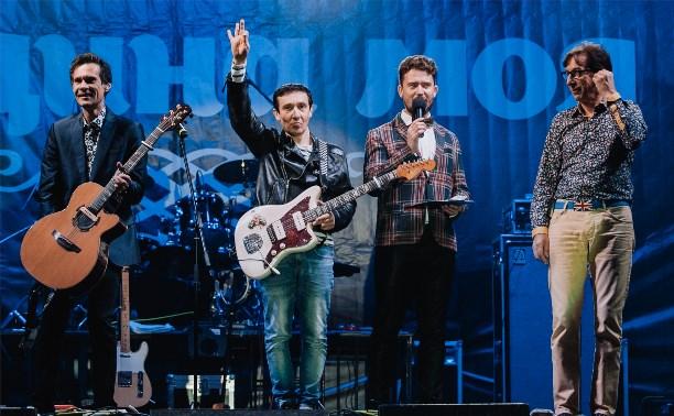 С днём рождения Тулу поздравила легендарная группа «Браво»
