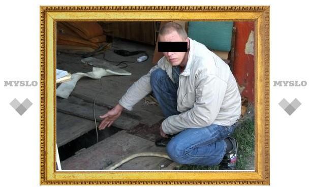 В Новомосковске раскрыто зверское убийство
