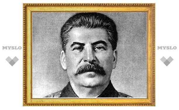 Журналисты нашли в московской церкви икону со Сталиным