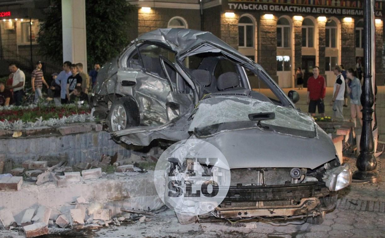 Пострадавшая в крупном ДТП на пр. Ленина в Туле девушка скончалась
