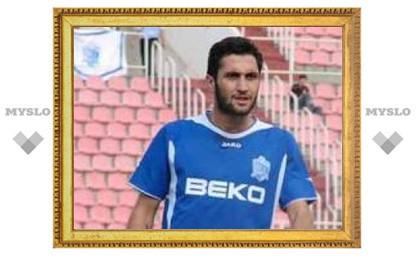 Грузинский футболист забил три гола за шесть минут