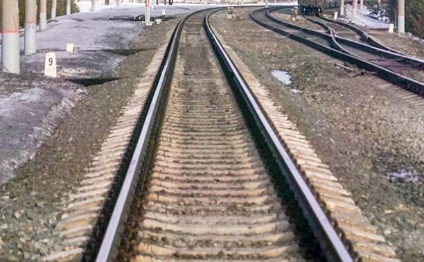В Тульской области железную дорогу готовят к паводку