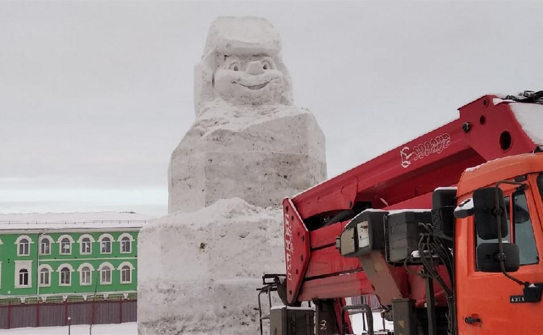 На Казанской набережной туляки отметят День снеговика