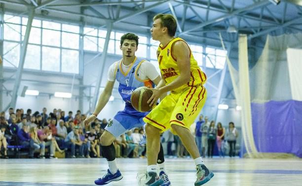 В Туле состоялся международный товарищеский матч по баскетболу