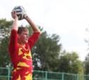 В Туле стартовал футбольный турнир среди юношеских команд