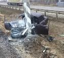 Утром в ДТП на трассе «Крым» в Тульской области погибли двое